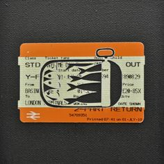 "Please Mind The Gap: Peak Time Commute    Cut Out Train tickets on canvas  2011   5""x 4""    £90 including frame"