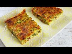 Cuketová nádivka dědy Jirky - YouTube Great Recipes, Snack Recipes, Cooking Recipes, Favorite Recipes, Healthy Recipes, Snacks, Czech Recipes, Ethnic Recipes, Vegetable Recipes
