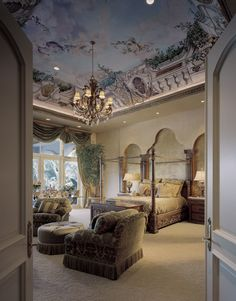 Simmons Building Photo Gallery Oceanfront, Ranch, Golf, and Intracoastal Estate Homes Dream Rooms, Dream Bedroom, Home Bedroom, Bedroom Decor, Bedroom Ideas, Master Bedroom, Beautiful Bedrooms, Beautiful Interiors, Beautiful Homes