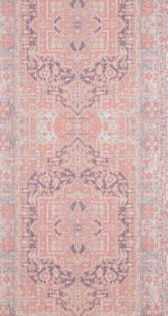 Essentials, 218034 by BN International Special Wallpaper, Mediterranean Tile, Living Styles, Craft Materials, Persian Carpet, Bohemian Rug, Essentials, Rugs, Design