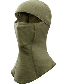 Assault Balaclava FR Men's A flame resistant balaclava that is worn when conducting Direct Action tasks that will provide user protection from flame/incendiaries. Tactical Clothing, Tactical Gear, Diy Leather Hat, Marine Shop, Tapas, Helmet Design, Cool Gear, Hats For Sale, Mesh Material