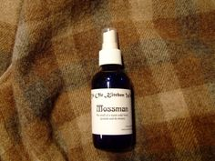 Mossman is a balanced combination of essential oils that invoke a sense of well-being and confidence. A fresh woodsy aroma that grounds and de-stresses.