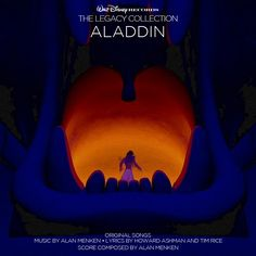 Custom artwork for 'Aladdin' in the style of Disney's The Legacy Collection. I used frames from the film for this one.