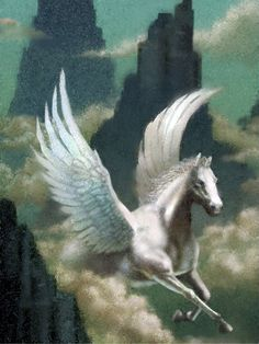 Pegasus - Pegasus, the flying horse - Occultopedia, the Occult and ...