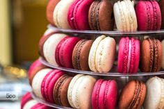 Photograph Macaron in Melbourne by Nicholas Ross on 500px