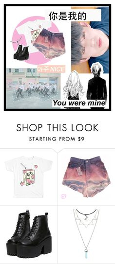 """Ineffable"" by jamlesswangpuppy ❤ liked on Polyvore"