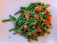 Complete! Sept 2013  tasty. Used Italian seasoning. Italian Green Beans by Leslie Durso