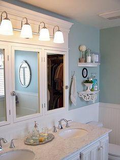 Elegant Bathroom Small Decorating Makeovers