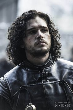 Game of Thrones Jon Snow ~ Kit Harington John Snow, Got Jon Snow, Kit Harrington, Cersei Lannister, Daenerys Targaryen, Khaleesi, Serie Got, Film Serie, Winter Is Here