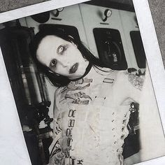 Happy Birthday Marilyn Manson! <3