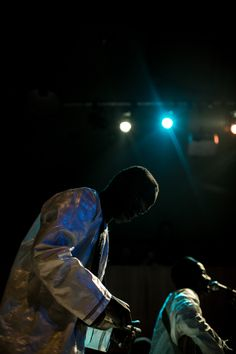 Sidi Touré at The Forge