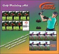 Swing Profile – one of the most excellent Golf Training Aids available for those who were fan of this sport. It does not required any hectic process to understand it simply download the app onto your iPhone or iPad, and direct your camera at a golf swing. For detecting & trimming your golf videos automatically & to know more about us contact us on ph +649 5230080. Golf Swing Analyzer, Golf Training Aids, Golf Videos, Profile, Teaching, Baseball Cards, Iphone, Sports, User Profile