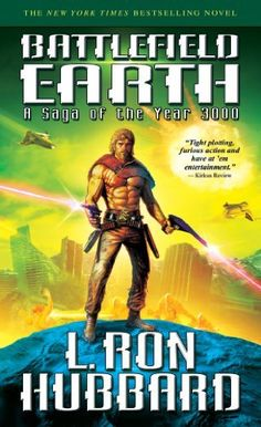 BATTLEFIELD EARTH (A Saga of the Year 3000) by L. Ron Hubbard - http://www.amazon.com/gp/product/B000FC1MLY/ref=cm_sw_r_pi_alp_4431qb134VARE