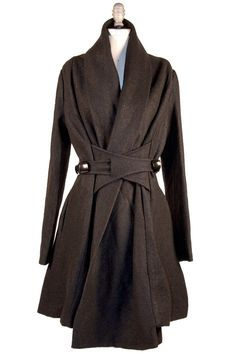 The Thousand Ways Coat | Indie Retro Vintage Inspired Coats| Poetrie