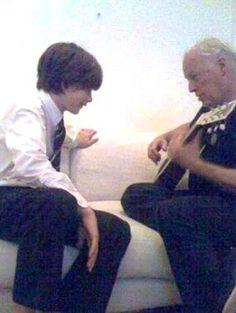 David Gilmour & Joe Gilmour