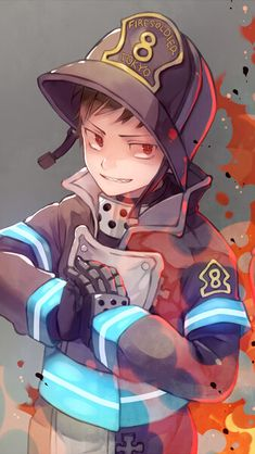 100 Fire Force Ideas Shinra Kusakabe Fire Fire Brigade We have 67+ background pictures for you! shinra kusakabe fire fire brigade