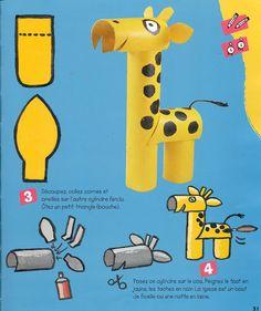 AZZ - Bricolages para niños (todos) - Manualidades Hr - Álbumes web de Picasa