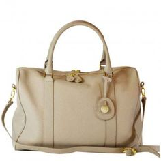PacaPod Leather Nappy Bag Firenze - Putty $521