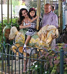 Charlotte York , daughter and Harry Goldenblatt