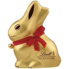 For a gourmet chocolate experience, go to an artisan chocolate-maker. Here's a list of the best chocolate rabbits from the best chocolatiers. Chocolate Rabbit, Swiss Chocolate, Chocolate Gold, Artisan Chocolate, Easter Chocolate, Chocolate Gifts, Best Chocolate, Lindt Sprüngli, Lindt Gold Bunny