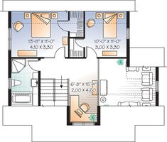 House Plan 76216 at FamilyHomePlans.com