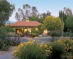 Canyon Ranch in Tuscon, Arizona