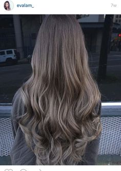 Ash Brown Balayage Más Frisuren Aschbraunes Haar Braunes Haar - hairstyles lange haare dunkel hairstyles lange haare bandana Dark Ash Brown Hair, Ash Brown Balayage, Balayage Hair Ash, Brown Hair Colors, Light Ash Brown, Hair Colour, Hair Highlights, Cool Tone Brown Hair, Medium Ash Brown Hair