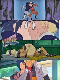 que mrd es esta Naruto Y Sasuke, Naruto Comic, Anime Naruto, Otaku Anime, Anime Manga, Naruko Uzumaki, Narusasu, Sasunaru, Naruto Shippuden