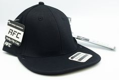 Plain Black Interior Hat
