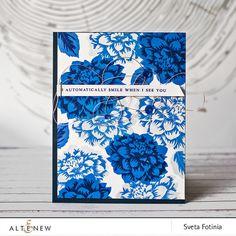 Dahlia Blossoms - Altenew  - 10