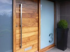 Modern Manhattan door | dreamsofhome
