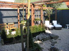 Kleine tuinen zijn juist een mooi ontwerp waard