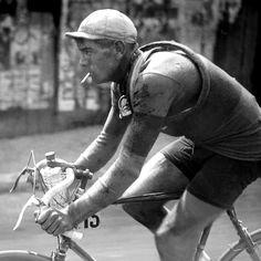 Tour de France 1927. 12-07-1927, 20^Tappa. Belfort - Strasbourg. Gustaaf Van Slembrouck (1902-1968)