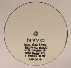 The artwork for the vinyl release of: Ivvvo - Good Bad Baby Horny (Halcyon Veil) #music Leftfield