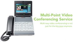 Multipoint Video Conferencing - Multiparty video conference bridging services between two or more video nodes at dedicated high-speed ISDN or IP networks is based on the architecture of integrated point to Multipoint services that are ideal for online learning lectures and video training broadcasts, virtual training sessions, product launches and demonstrations, online promotions and events, virtual press conferences, webcast sessions, e-learning and online distant education. (6024)