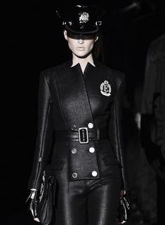 futuristic cop