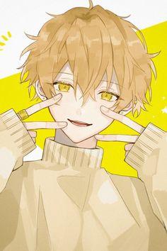 Anime Oc, Kawaii Anime, Chica Anime Manga, Hot Anime Boy, Cool Anime Guys, Anime Boy Hair, Wie Zeichnet Man Manga, Manga Boy, Cartoon Kunst