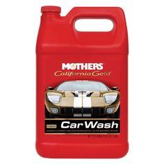 MOTHERS 05602 California Gold Car Wash - 1 Gallon - http://www.productsforautomotive.com/mothers-05602-california-gold-car-wash-1-gallon/