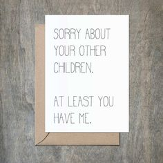 Funny Dad Birthday Cards, Birthday Cards For Mother, Funny Fathers Day Card, Funny Mothers Day, Diy Birthday Gifts For Dad, Fathers Day Ideas, Dad Birthday Quotes, Birthday Card Sayings, Mothers Day Gifts From Daughter