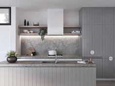 Kitchen Pantry, Kitchen Storage, Kitchen Dining, Kitchen Ideas, Küchen Design, Interior Design, Cook Up A Storm, Home Kitchens, Modern Kitchens