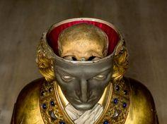 Heiliger Lucius: Dänen verehrten jahrhundertelang falschen Schädel - SPIEGEL ONLINE
