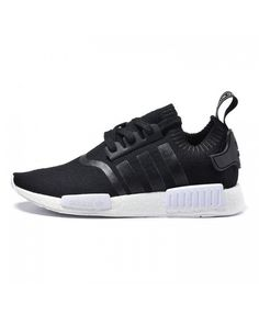 new product b2f8f 02950 Adidas NMD Runner Primeknit Core Black Shoes Ba8629