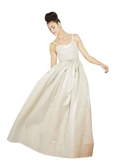 ANNETTE SPAGHETTI STRAP BALL GOWN | Alice + Olivia | Glamorous Dresses, Dream Dress, Alice Olivia, Going Out, Ball Gowns, Ready To Wear, Glamour, Elegant, My Style