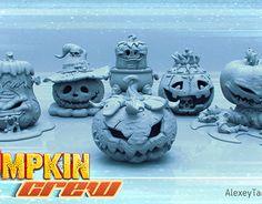 "Check out new work on my @Behance portfolio: ""Pumpkin CREW"" http://be.net/gallery/58205651/Pumpkin-CREW"