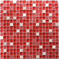25 meilleures images du tableau carrelage mosaique rouge | Crossword ...