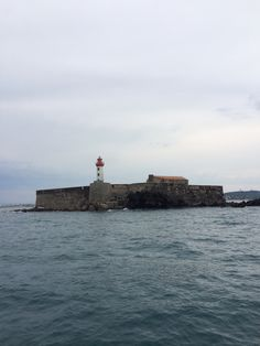 Fort Brescou, Cap d'agde, France