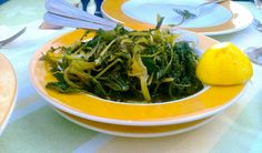 horta - Dandelion and Other Greens