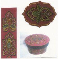Vest-Agder Pattern Set by Sara Tollefson
