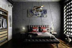 Sketchup Yatak Odası