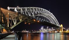 Harbour Bridge; Sydney, AUS. By Thierry Legault